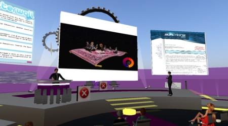 El grupo Ritual expone en Slactions 2010